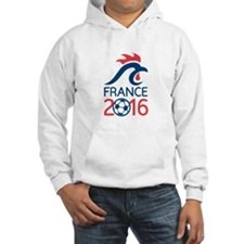 France 2016 Europe Football Championships Hoodie