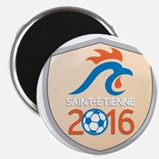 Saint Etienne 2016 Europe Championships Magnets