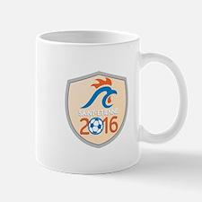 Saint Etienne 2016 Europe Championships Mugs