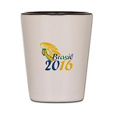 Brasil 2016 Summer Games Athlete Hand Flaming Torc