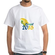 Brasil 2016 Summer Games Athlete Hand Flaming Torc