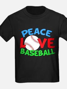 Baseball Love T