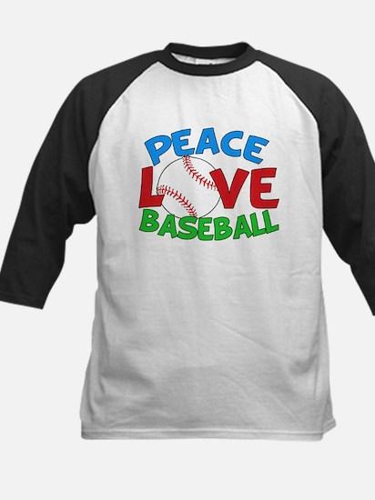Baseball Love Kids Baseball Jersey