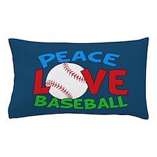 Baseball Love Pillow Case