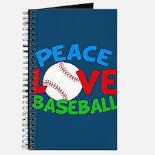 Baseball Love Journal