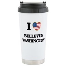 I love Bellevue Washing Travel Mug
