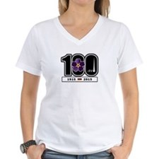 Armenian Centennial Women's V-Neck T-Shirt