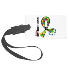 For My Son Autism Luggage Tag