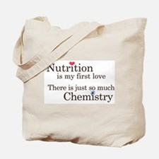 Nutrition Chemistry Tote Bag