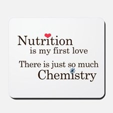Nutrition Chemistry Mousepad