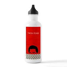 Cute Twin peak Water Bottle