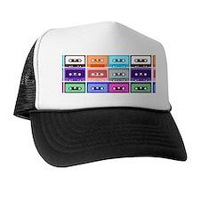 cassettes Trucker Hat