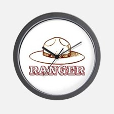 Ranger Wall Clock