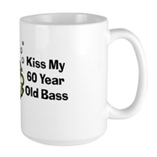 MugKiss My 60 Year Old Bass Mugs
