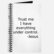Trust Me... Jesus Journal