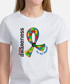 For My Nephew Autism Women's T-Shirt