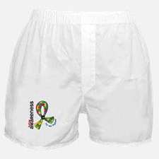 For My Nephew Autism Boxer Shorts
