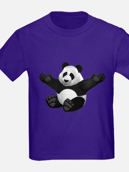panda t shirts cafepress. Black Bedroom Furniture Sets. Home Design Ideas