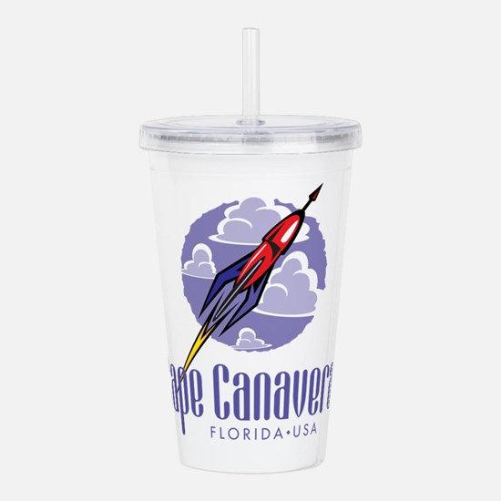 Cape Canaveral Acrylic Double-wall Tumbler