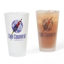 Cape Canaveral Drinking Glass