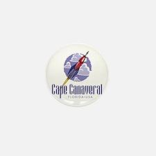 Cape Canaveral Mini Button (10 pack)