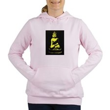 Buddha Women's Hooded Sweatshirt
