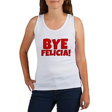 Funny Bye Felicia Gift for Women  Women's Tank Top
