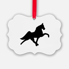 Tennessee Walker Ornament