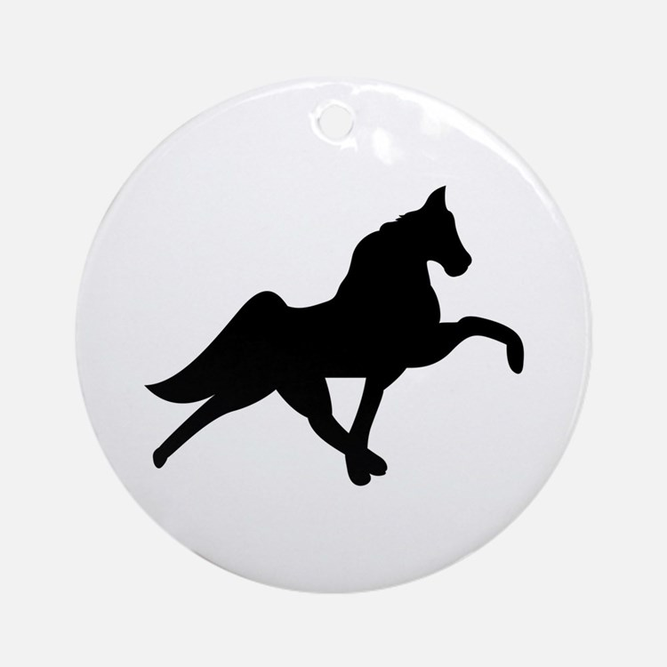 Tennessee Walker Ornament (Round)