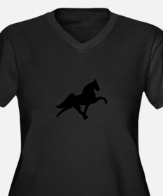 Tennessee Walker Plus Size T-Shirt