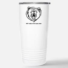 Dont Mess with Mama Bear Travel Mug