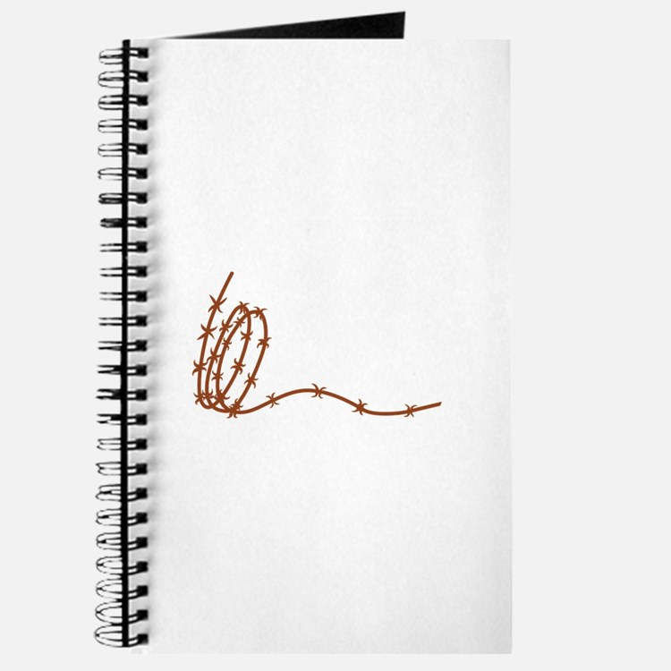 Barbed Wire Journal