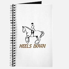 Heels Down Journal