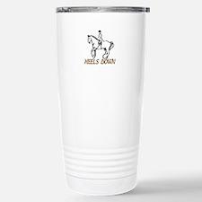 Heels Down Travel Mug