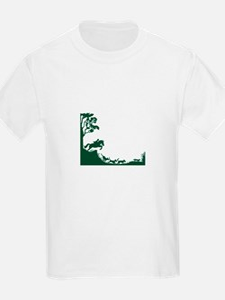 Fox Hunting Silhouette T-Shirt