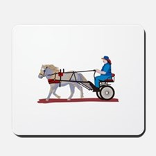 Horse and Cart Mousepad