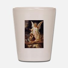 Guardian Angel Shot Glass