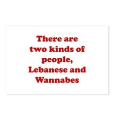 Two Kinds of People Postcards (Package of 8)