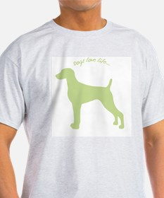 Dogs Love Life! T-Shirt