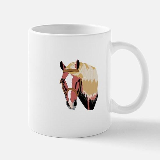 Haflinger Horse Mugs