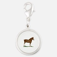 Clydesdale Horse Charms
