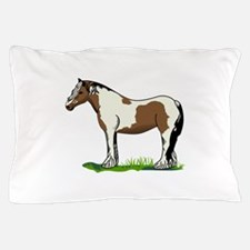 Gypsy Vanner Pillow Case