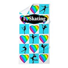 Greatest Skater Beach Towel