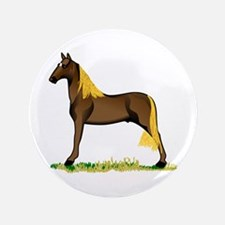 Tennessee Walking Horse Button
