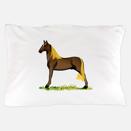 Tennessee Walking Horse Pillow Case