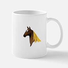 Tennessee Walking Horse Head Mugs