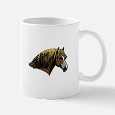 Welsh Pony #2 Head Mugs