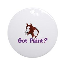 Got Paint? Ornament (Round)