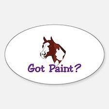 Got Paint? Decal
