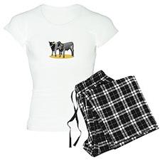 Black Angus Calves Pajamas